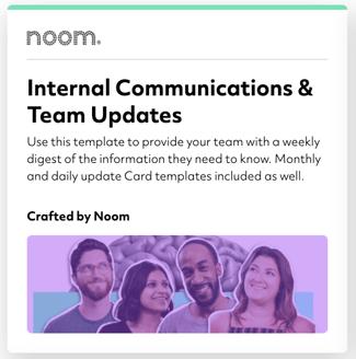 internal-comms-announcment-template