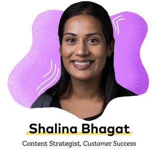 Shalina Bhagat, Slack Champion