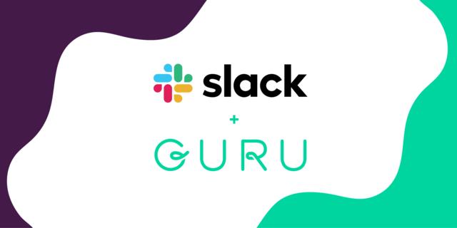 Slack + Guru: Slack Block Kit