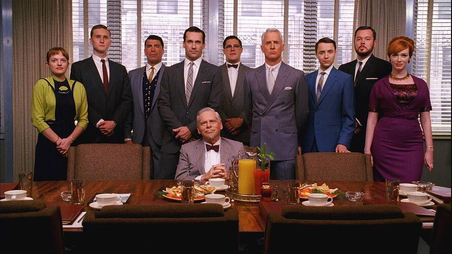 5 practices that real-world sales reps can borrow from Mad Men to hone their own pitching habits