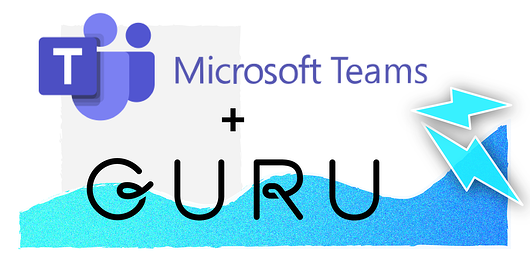 Improve collaboration with Guru and Teams